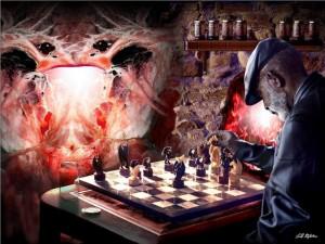 A sakk játékos