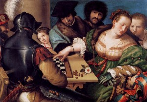 Giulio_Campi_-_The_Chess_Players