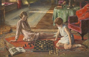 the-chess-players